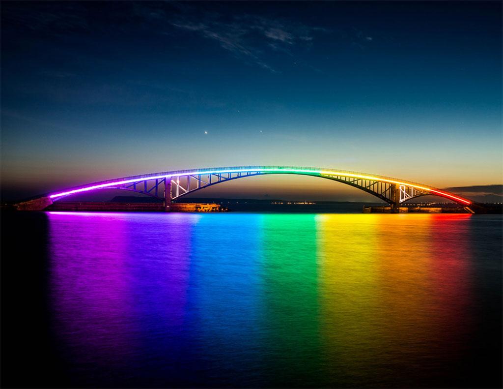 建立基督教與同志的交流<br>Building bridges to the Christian church