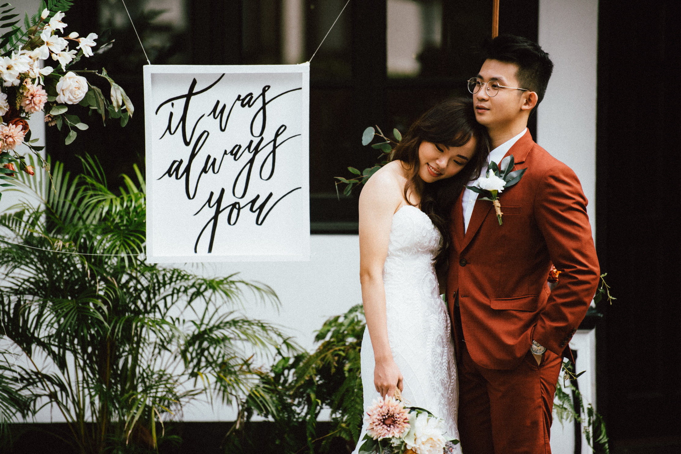 Grace + Nigel - The Colonial at Scotts