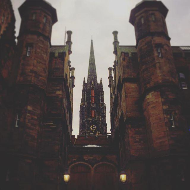 Edinburgh, what a city!