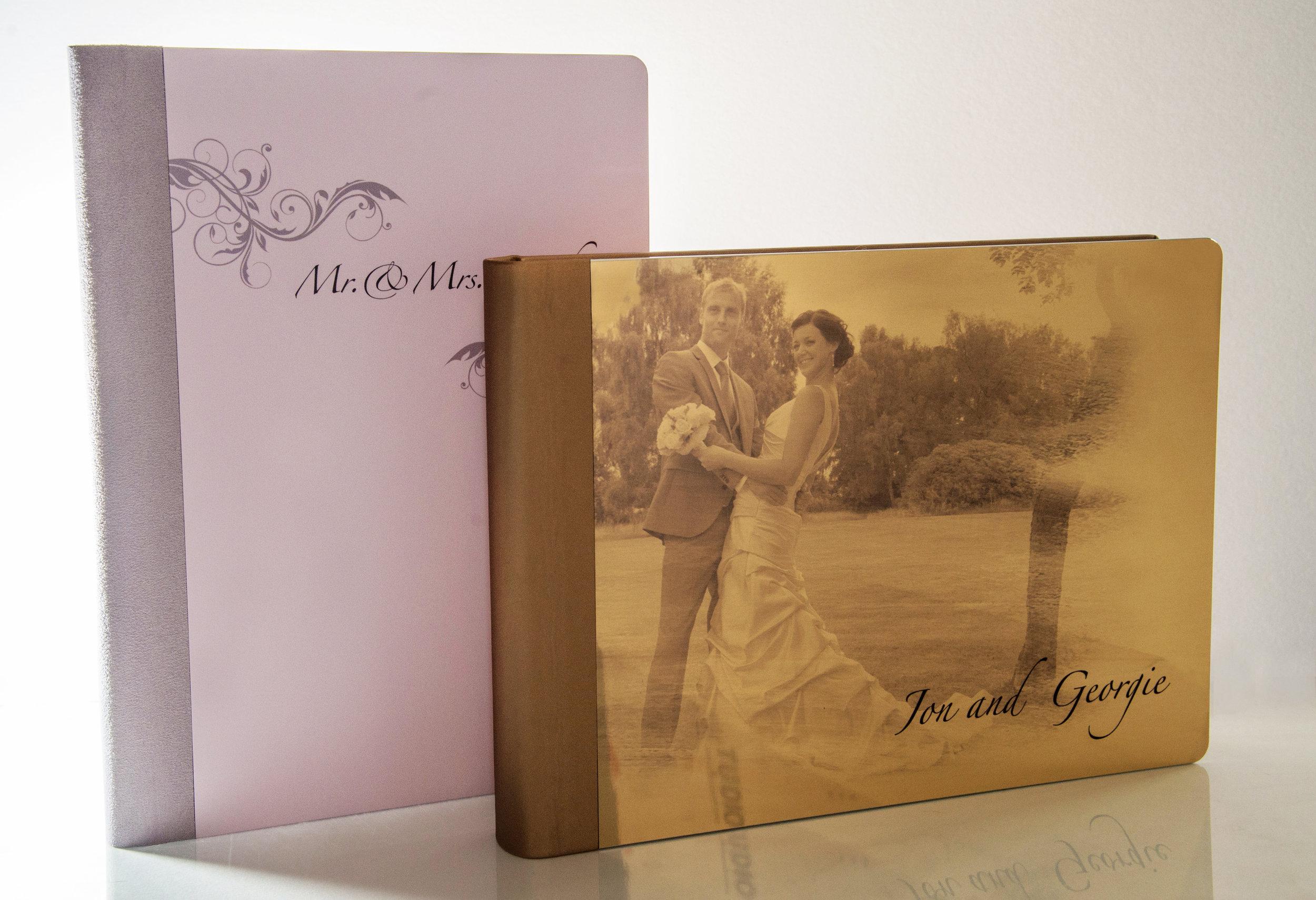 Graphistudio Original Wedding book Aluminium albums