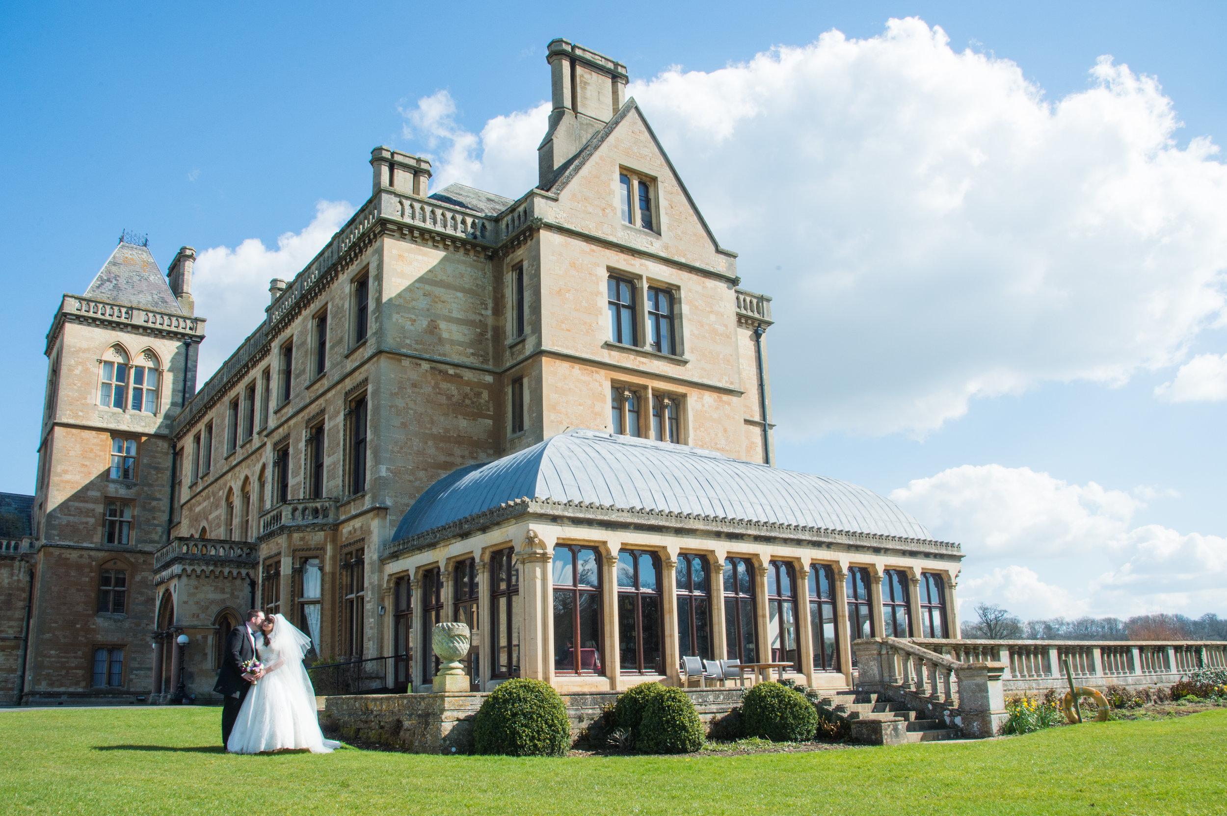 Walton Hall Hotel  Weddings Warwick