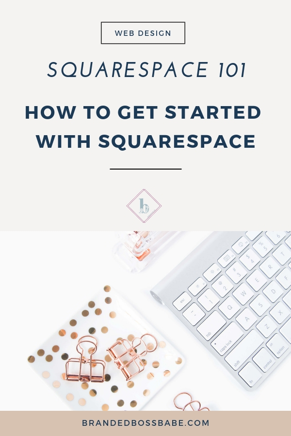 How to get started with Squarespace in 2018 #squarespace