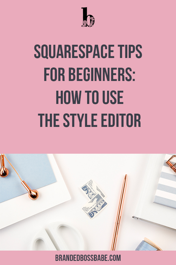 Squarespace makes it easy to style your website. The built-in style editor has more than enough settings to infuse your site with your unique style and personality. In this part of the series, I'll give you a brief overview of the style editor options.