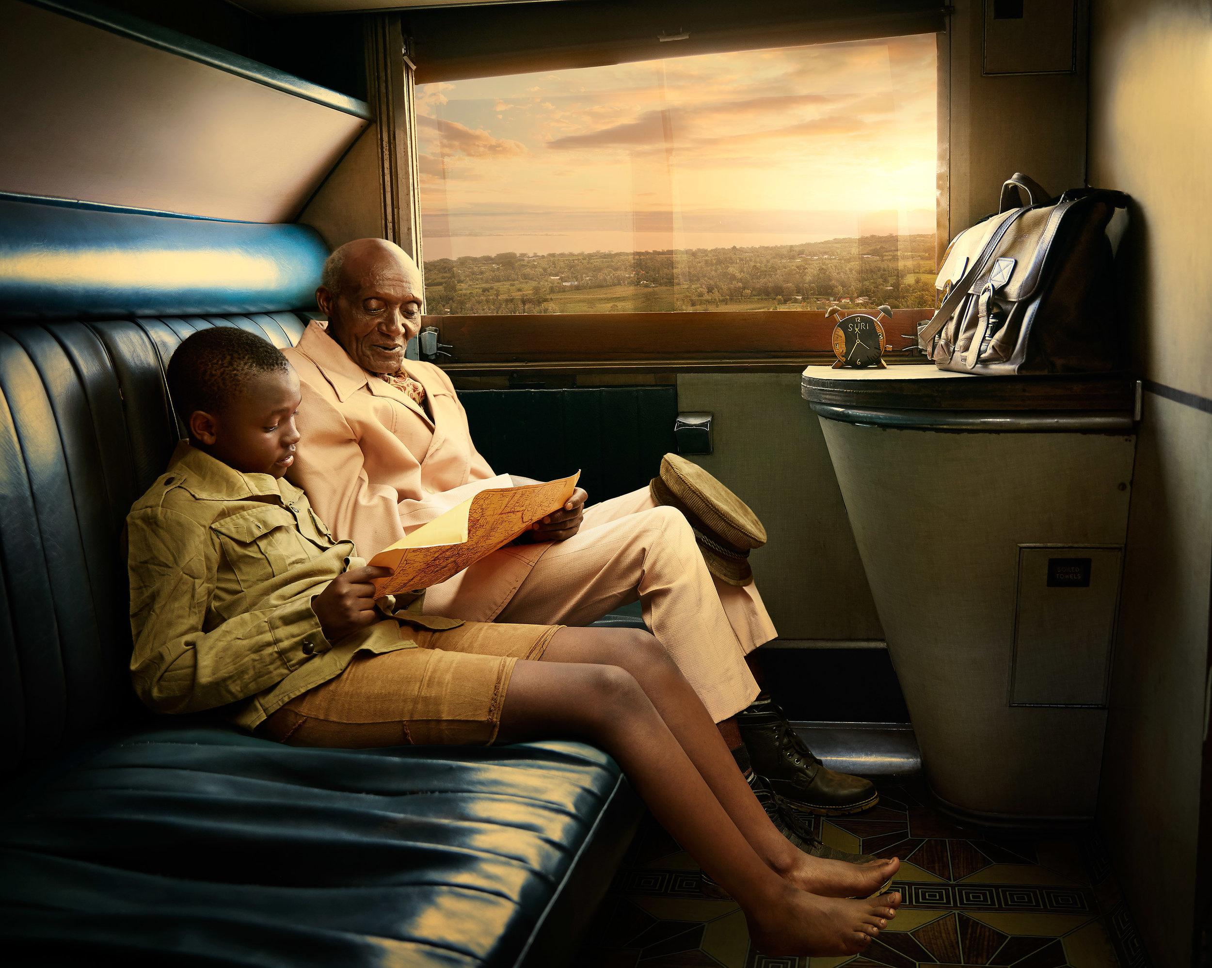 Tsavo Express Cabin