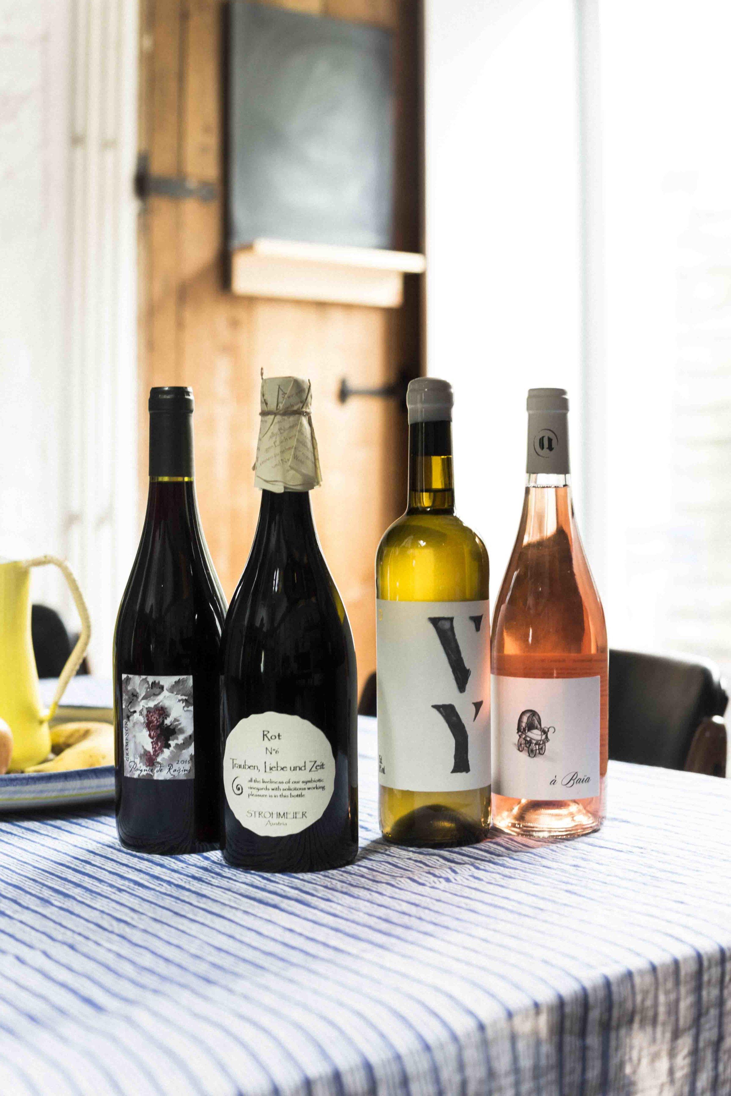 All Natural Born Wine HQ photos © Daisuke Taniguchi