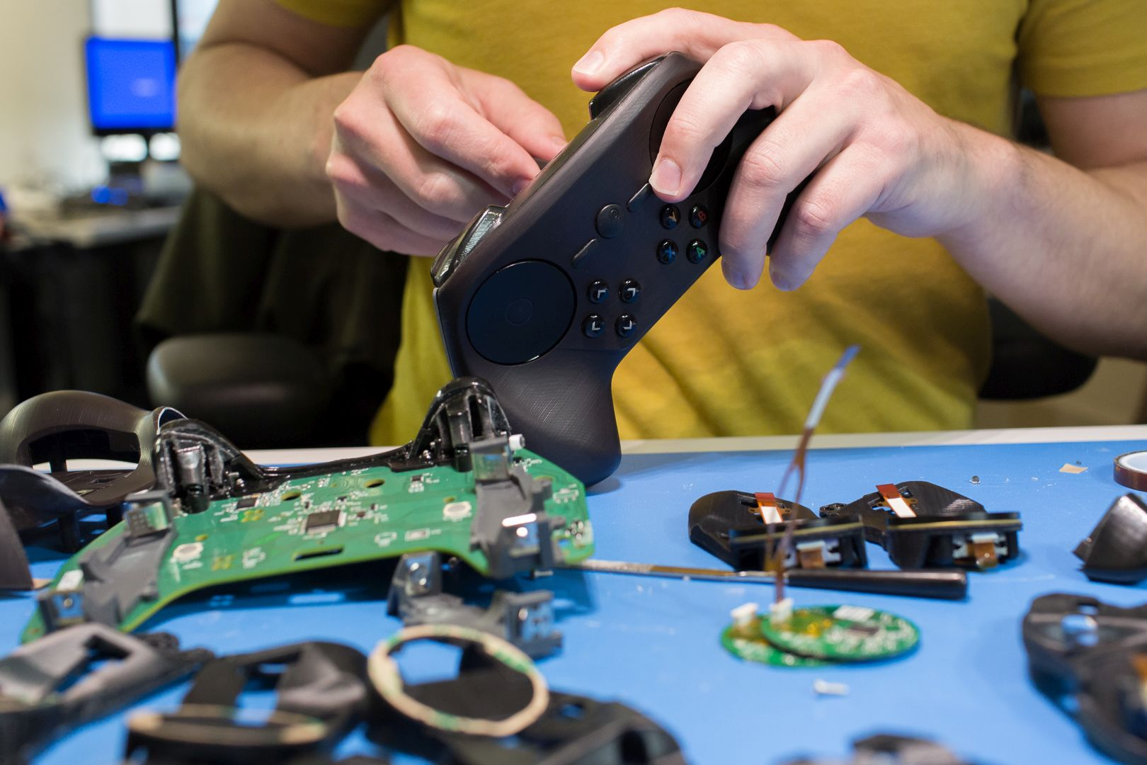 Good technology can be messy when disassembled