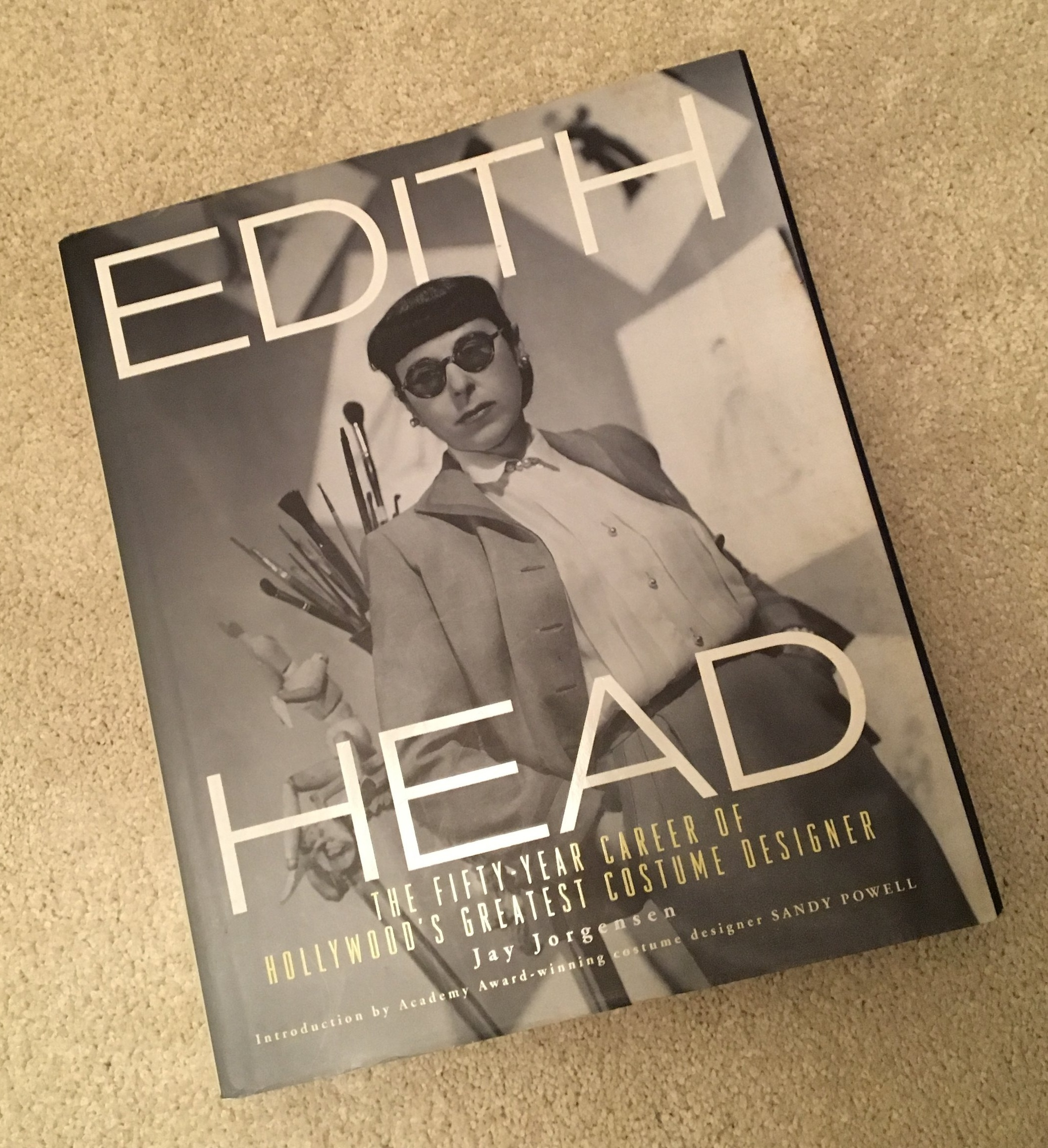 Edith Head biography by Jay Jorgensen