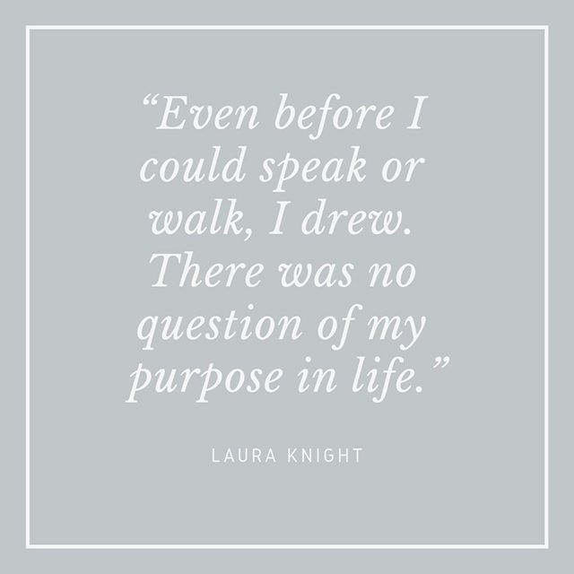"""""""Even before I could speak or walk, I drew. There was no question of my purpose in life."""" - Dame Laura Knight⠀⠀⠀⠀⠀⠀⠀⠀⠀ ⠀⠀⠀⠀⠀⠀⠀⠀⠀ Dame Laura Knight was another artist that was featured in the Women 100 exhibition I went to in Ipswich last weekend, and who was also commissioned to produce paintings during the first world war. ⠀⠀⠀⠀⠀⠀⠀⠀⠀ ⠀⠀⠀⠀⠀⠀⠀⠀⠀ Laura was also known for her paintings of ballet dancers, something that I am a little bit obsessed with, she painted some of the greats, Lydia Lopokova, Anna Pavlova and Diaghilev's Ballet Russes. ⠀⠀⠀⠀⠀⠀⠀⠀⠀ ⠀⠀⠀⠀⠀⠀⠀⠀⠀ Like Anna Airy there is a lot of writing about Dame Laura's work, but very little of her own writing or thoughts. I don't know if this is because she was an artist, so her work is in pictorial form rather than words, or like Airy because she didn't have children to promote her work after her death. It was only in 2002 that her great nephew took up the role of preserving and promoting her estate, and that of her husband Harold Knight.⠀⠀⠀⠀⠀⠀⠀⠀⠀ ⠀⠀⠀⠀⠀⠀⠀⠀⠀ I am a little bit envious of this quote, as it has taken me a long time to figure out what my purpose in life is (and I think I'm still working on that one) but certainly in my professional life, it was only 5 years ago that I knew that coaching was what I really wanted to pursue. I can't imagine what it is like to know from such a young age what it is that you want to do. Did you always know what you wanted to do in life or like me are you still figuring it out? ⠀⠀⠀⠀⠀⠀⠀⠀⠀ ⠀⠀⠀⠀⠀⠀⠀⠀⠀ #damelauraknight #annaairy #womenwarartists #womenwhopaint #diaghilev #balletrusses #lydialopokova #annapavlova #lifepurpose #careeradvice #lifeadvice #women100 #Ipswichartsociety #unconventionalmentors"""