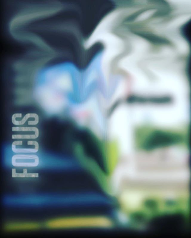 Here's a blurred sneak peek of what this Friday's Focus Magazine cover will look like! Stay tuned for extra coverage.