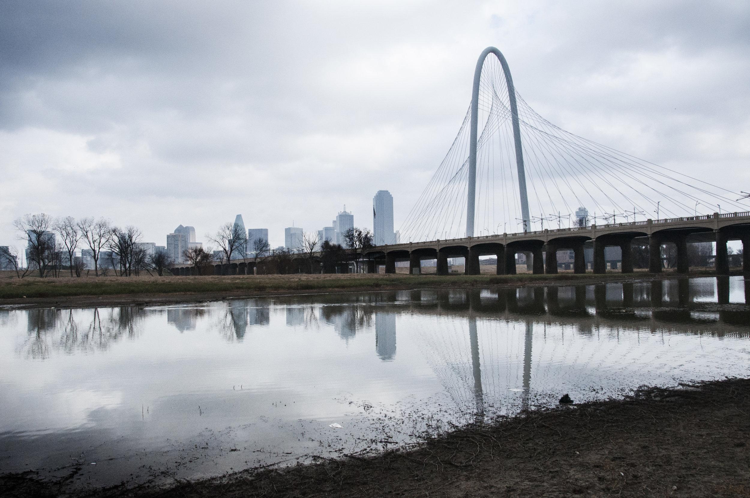 A City's Reflection