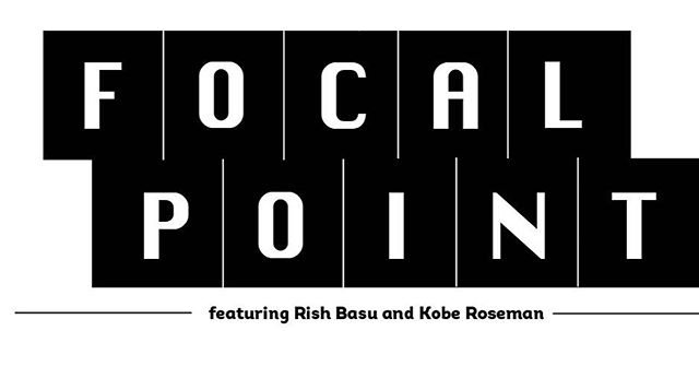 The premiere of Focal Point podcast will arrive tonight at 7 p.m. Check Facebook and Instagram accounts for links.
