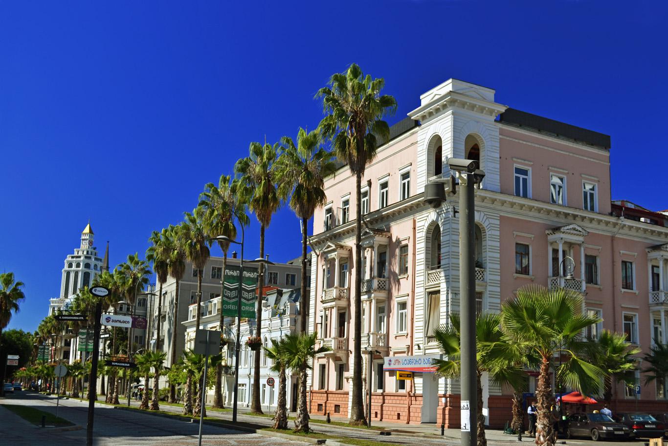 Batumi Old Town