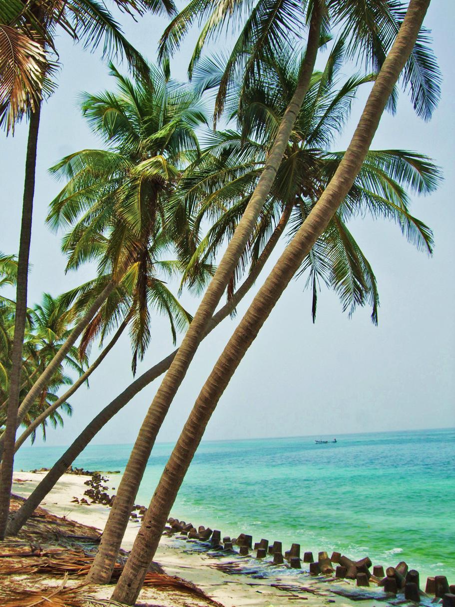 Kadmat  Island - India