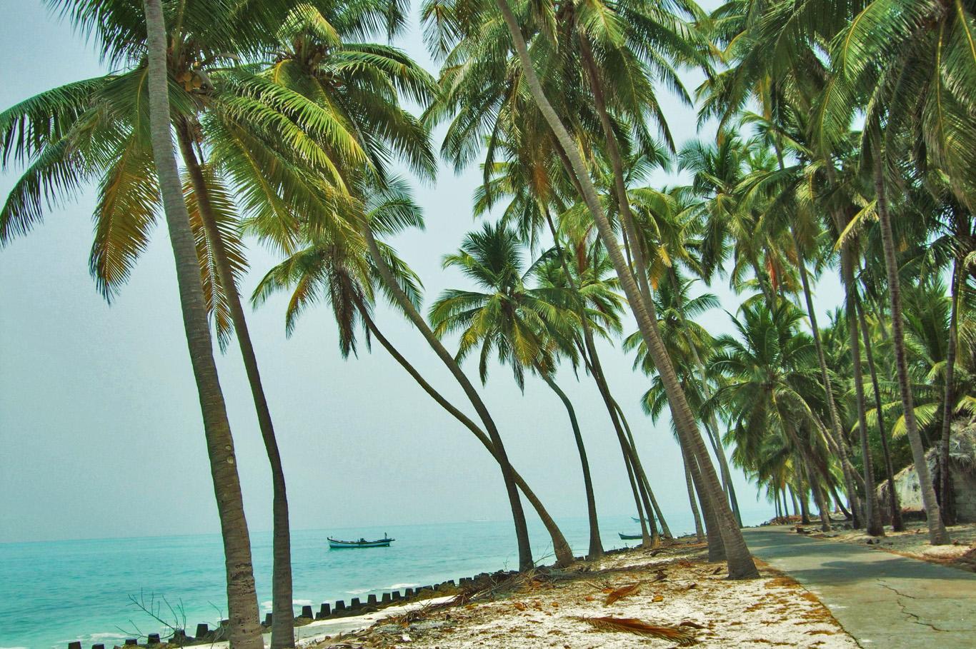 Kadmat , Lakshadweep Islands