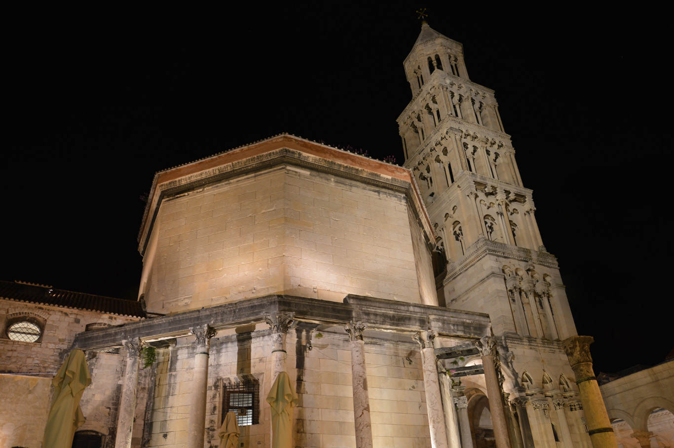 The Cathedral of Saint Domnius in Split