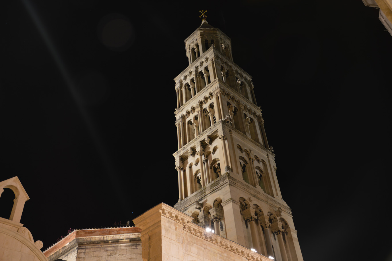 The Cathedral of Saint Domnius, The Bell Tower in Split