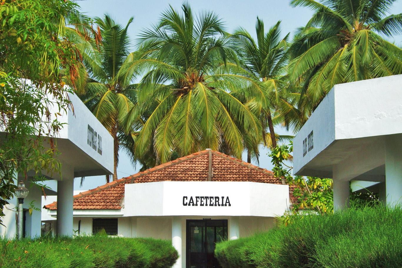 The only resort in Kadmat