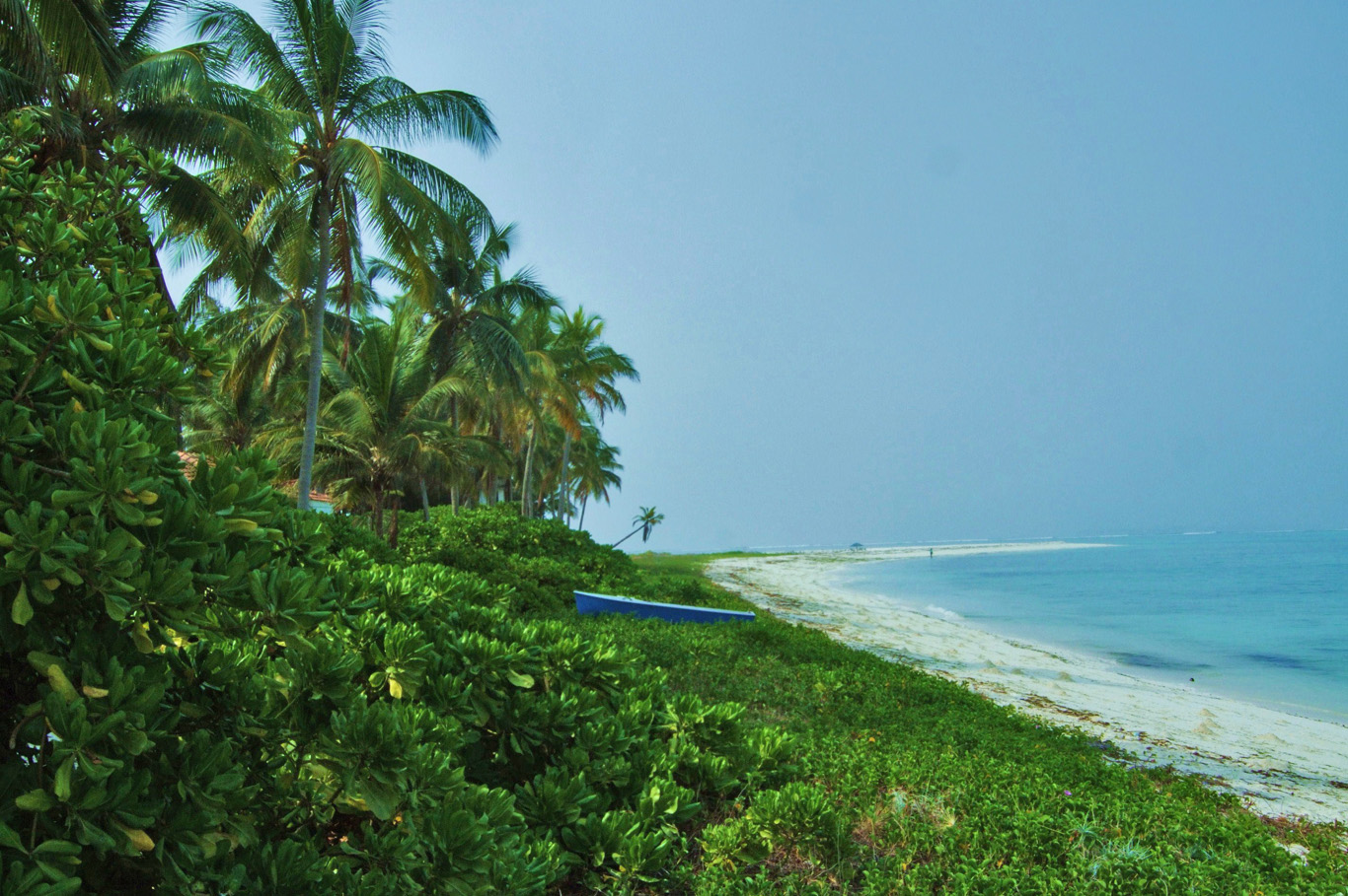 Miles of unspoiled paradise