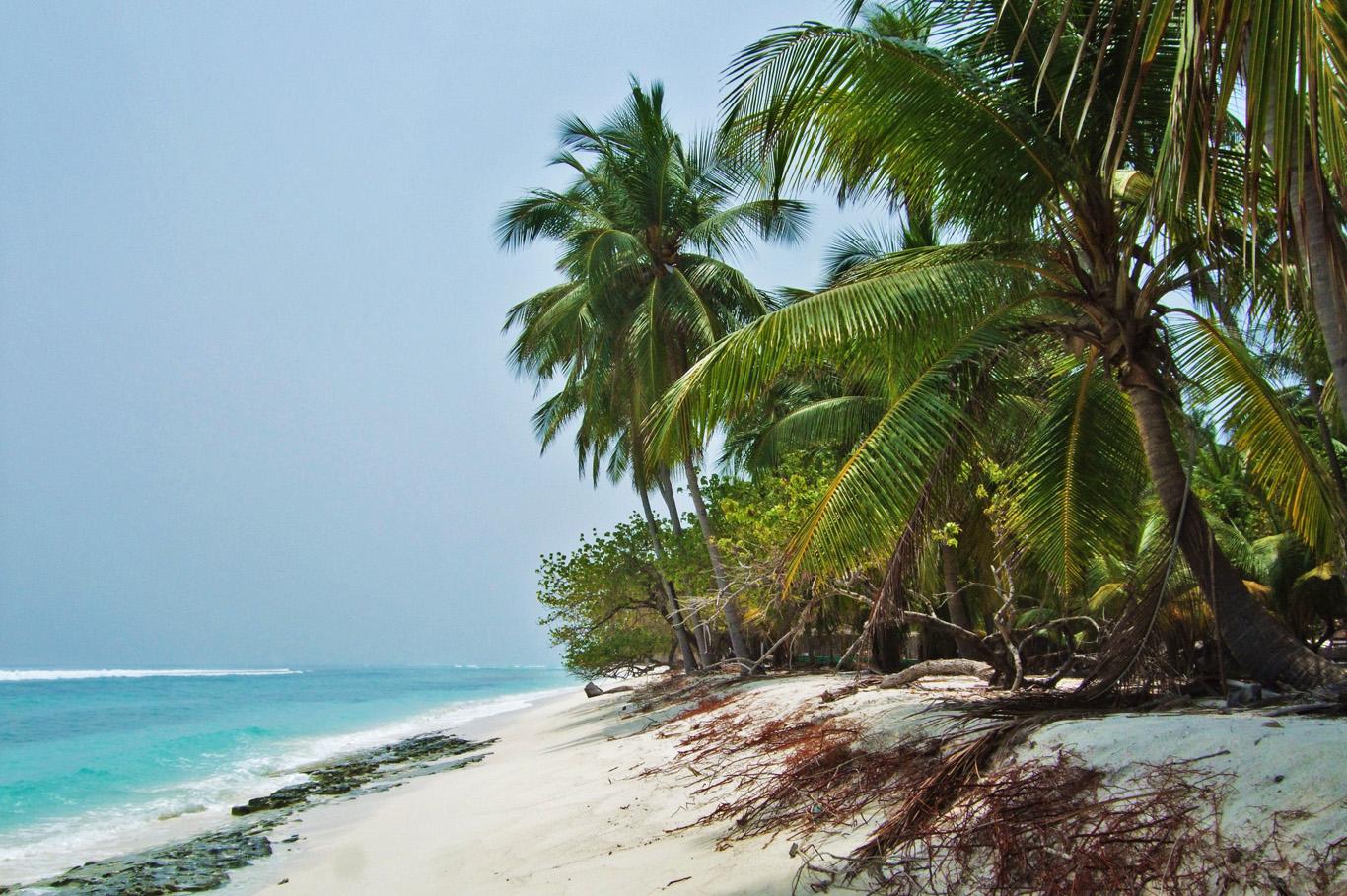 Kadmat island
