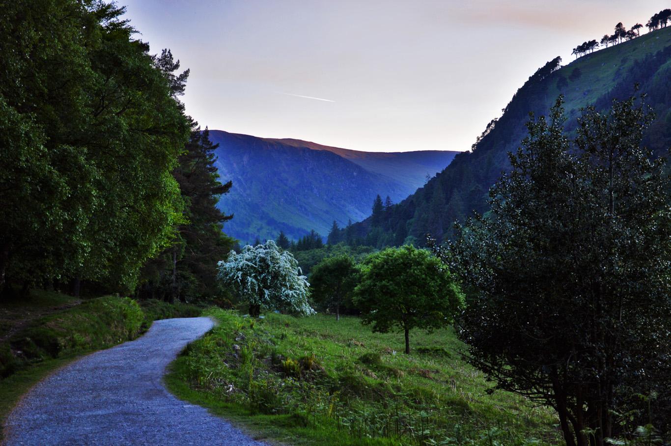 Glendalough Valley