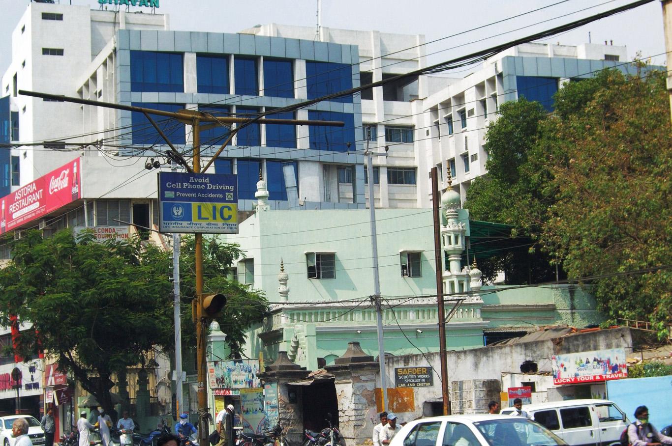 Modern Hyderabad
