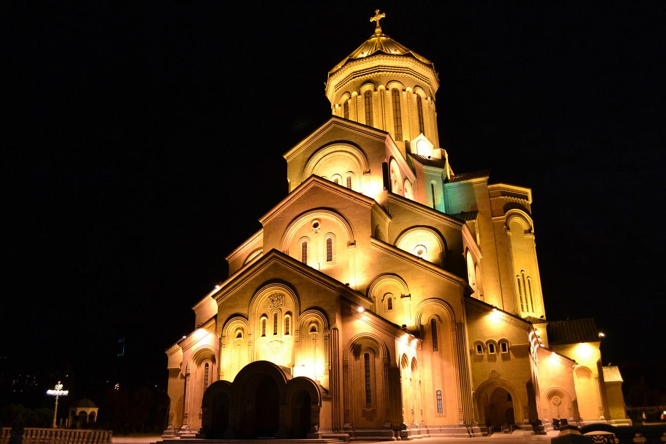 Sameba (Holy Trinity) Cathedral