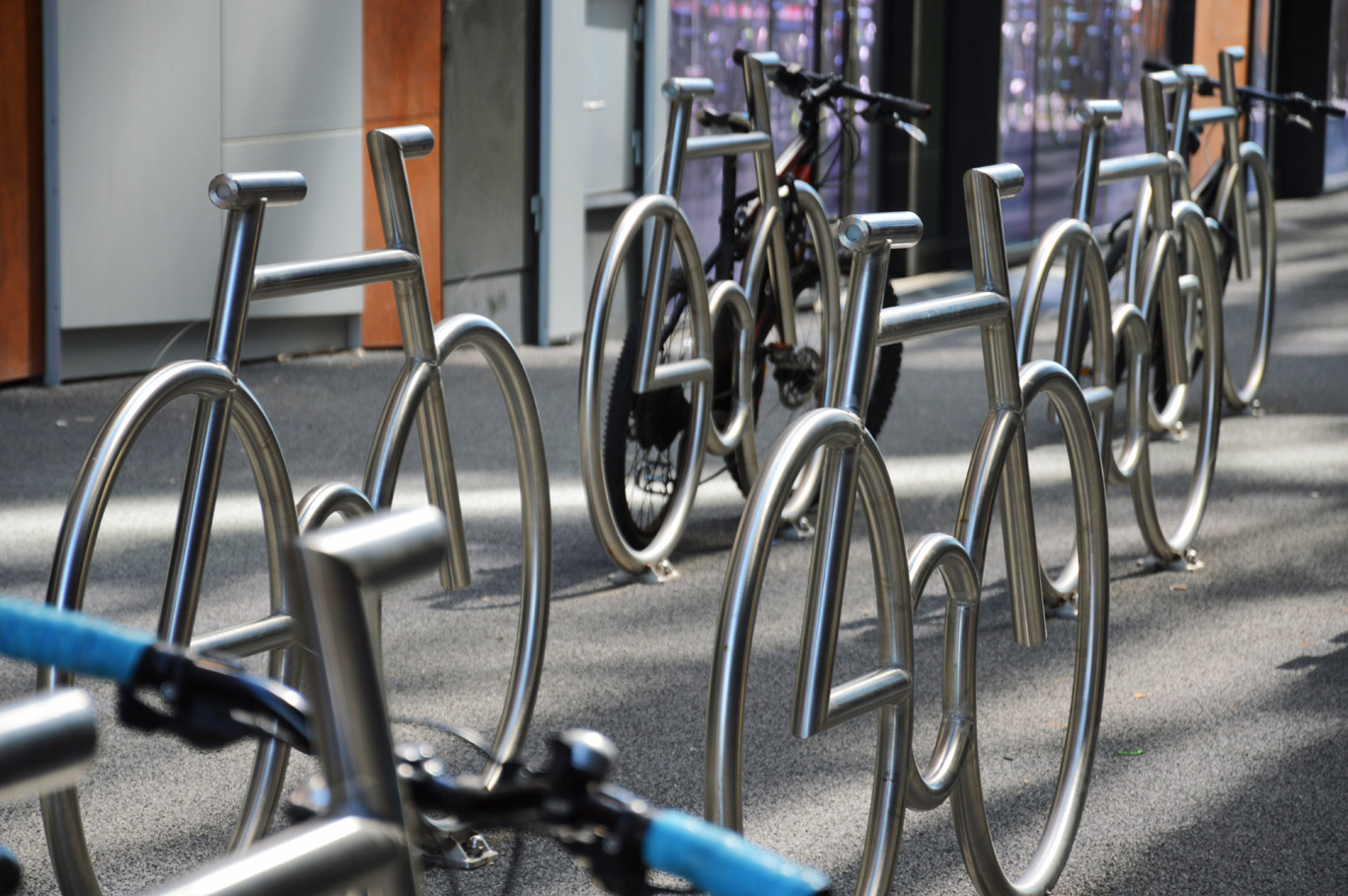 Original bike racks