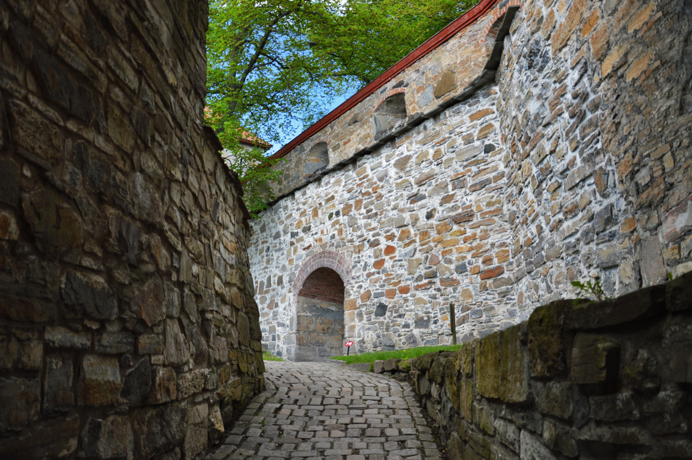 Arkeshus fortress