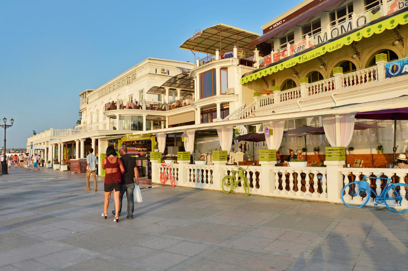 Sevastopol Promenade