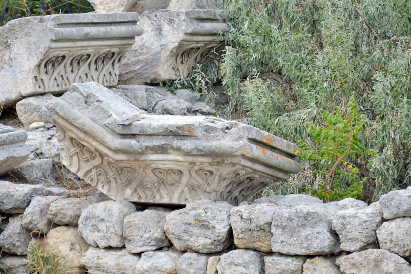 Ruins in Chersonesus