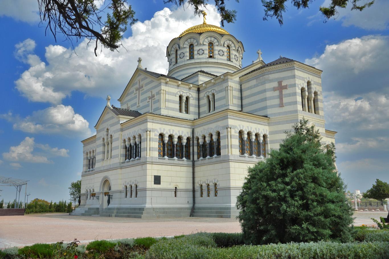 St. Vladimir Cathedral in Chersonesus