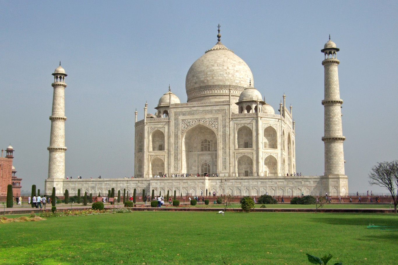 Taj Mahal - The Mausoleum