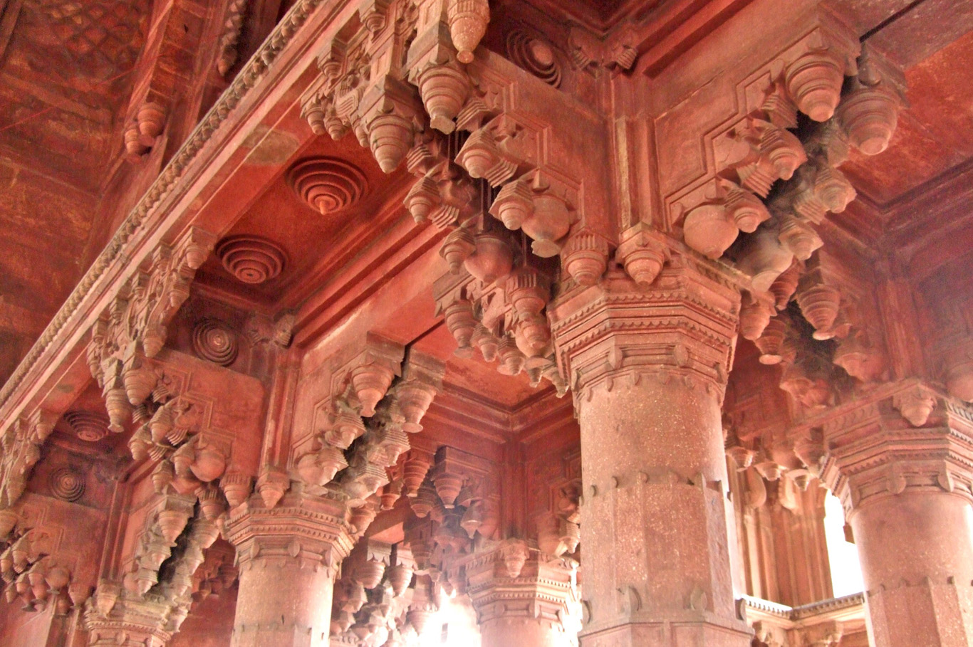 Ancient Temple in Mathura