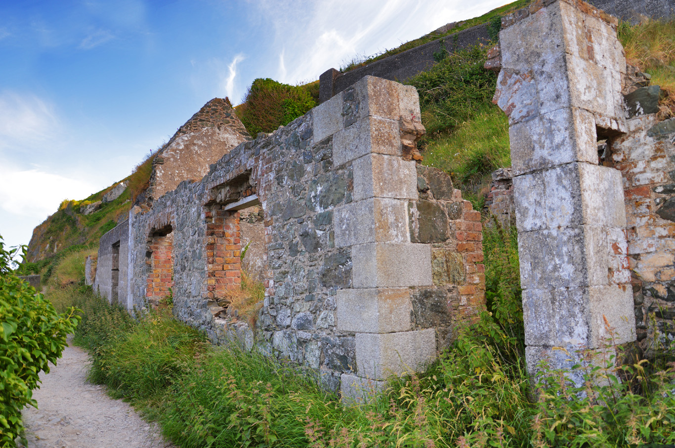 Ruins of Lord Meath's Lodge