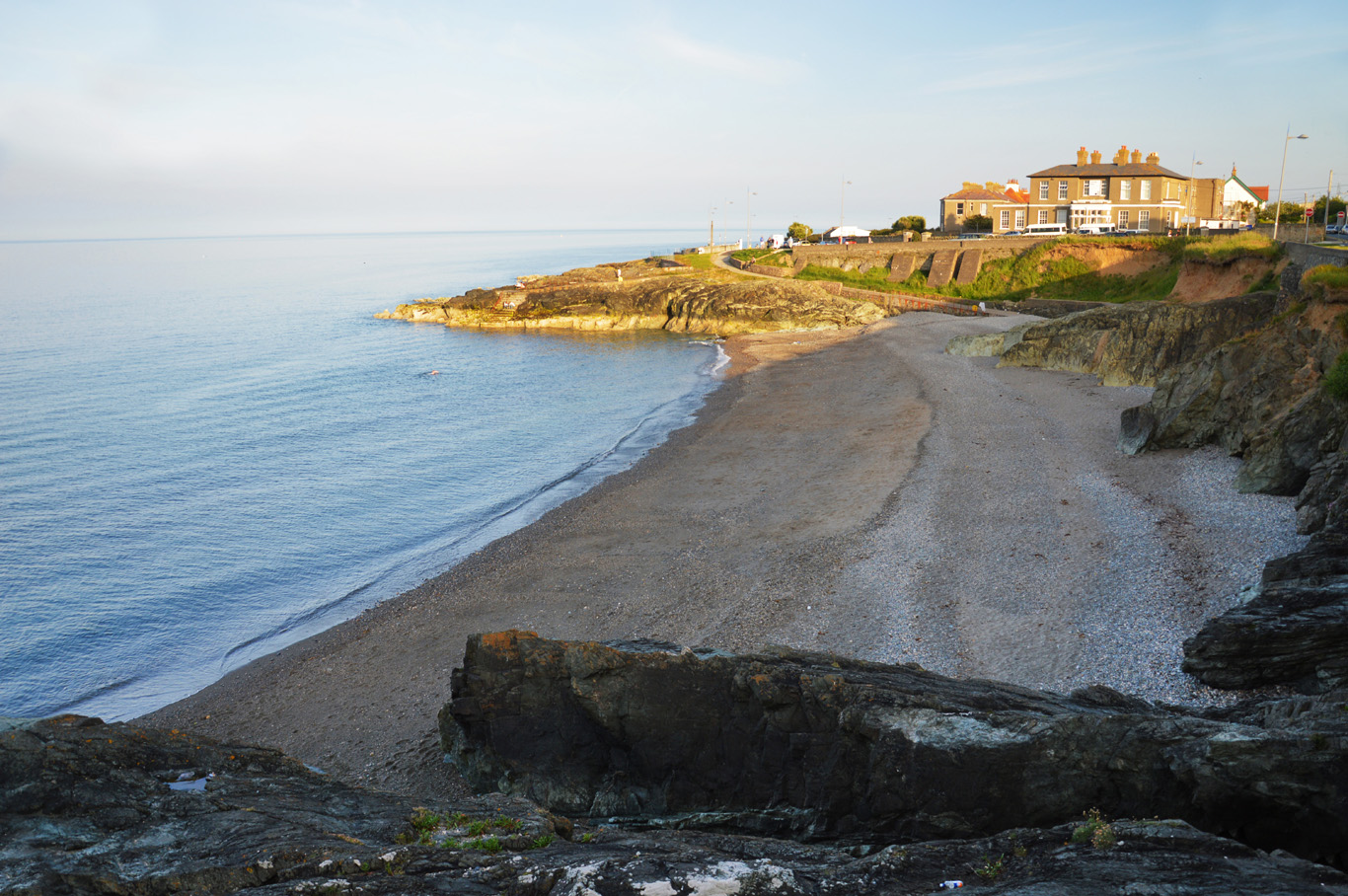 Beach in Greystones