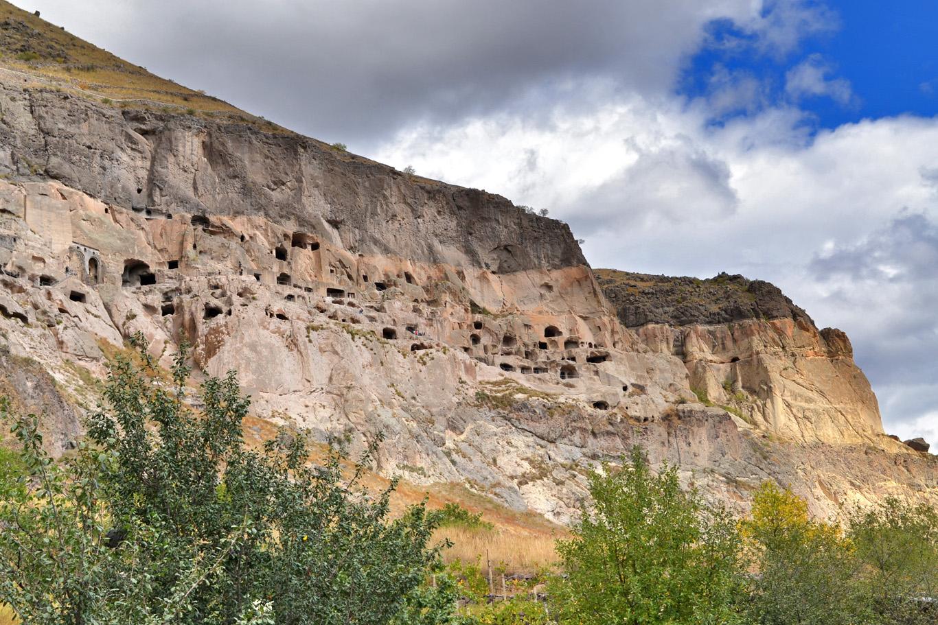 Vardzia - Cave Monastery