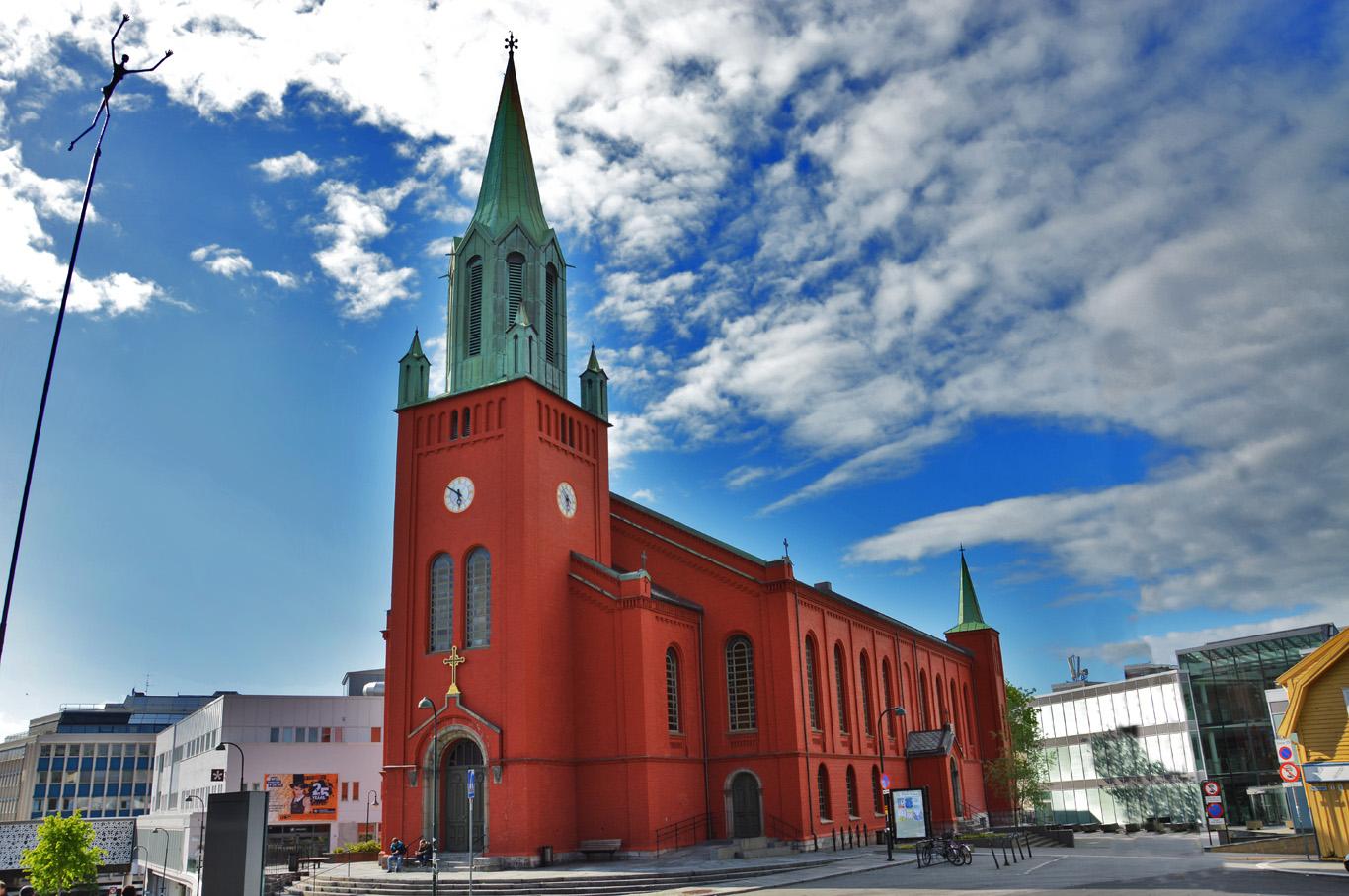 Church in Stavanger