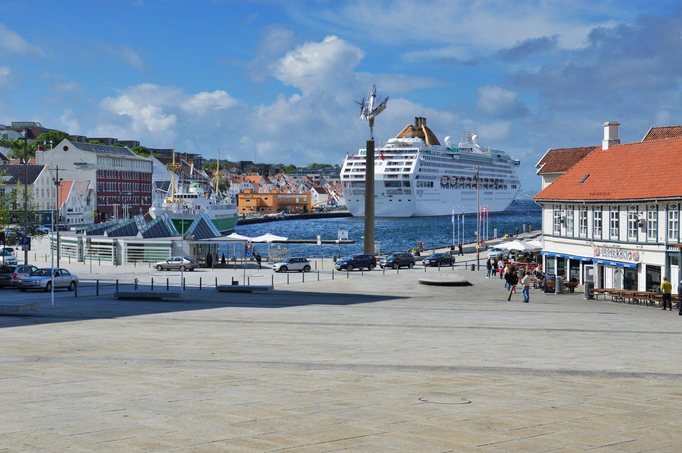 Stavanger waterfront