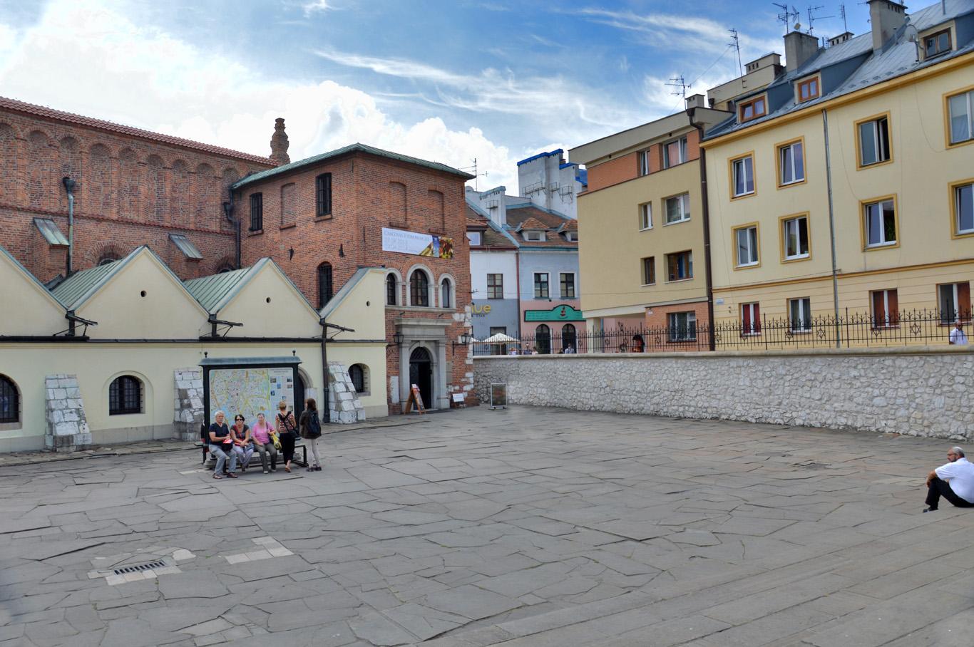 Jewish Synagogue in Kazimierz