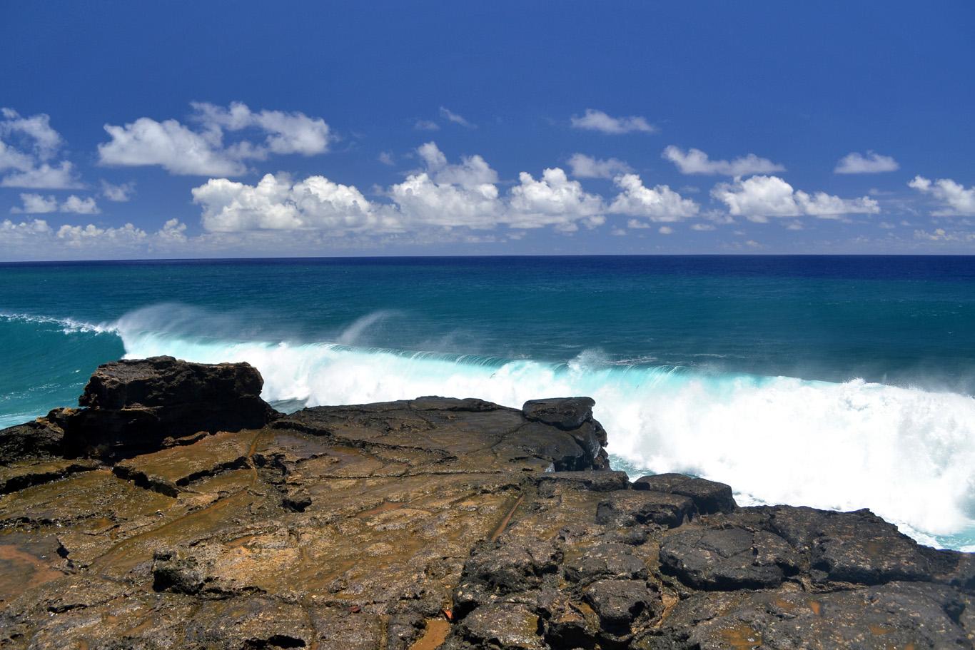 Waves at Gris Gris
