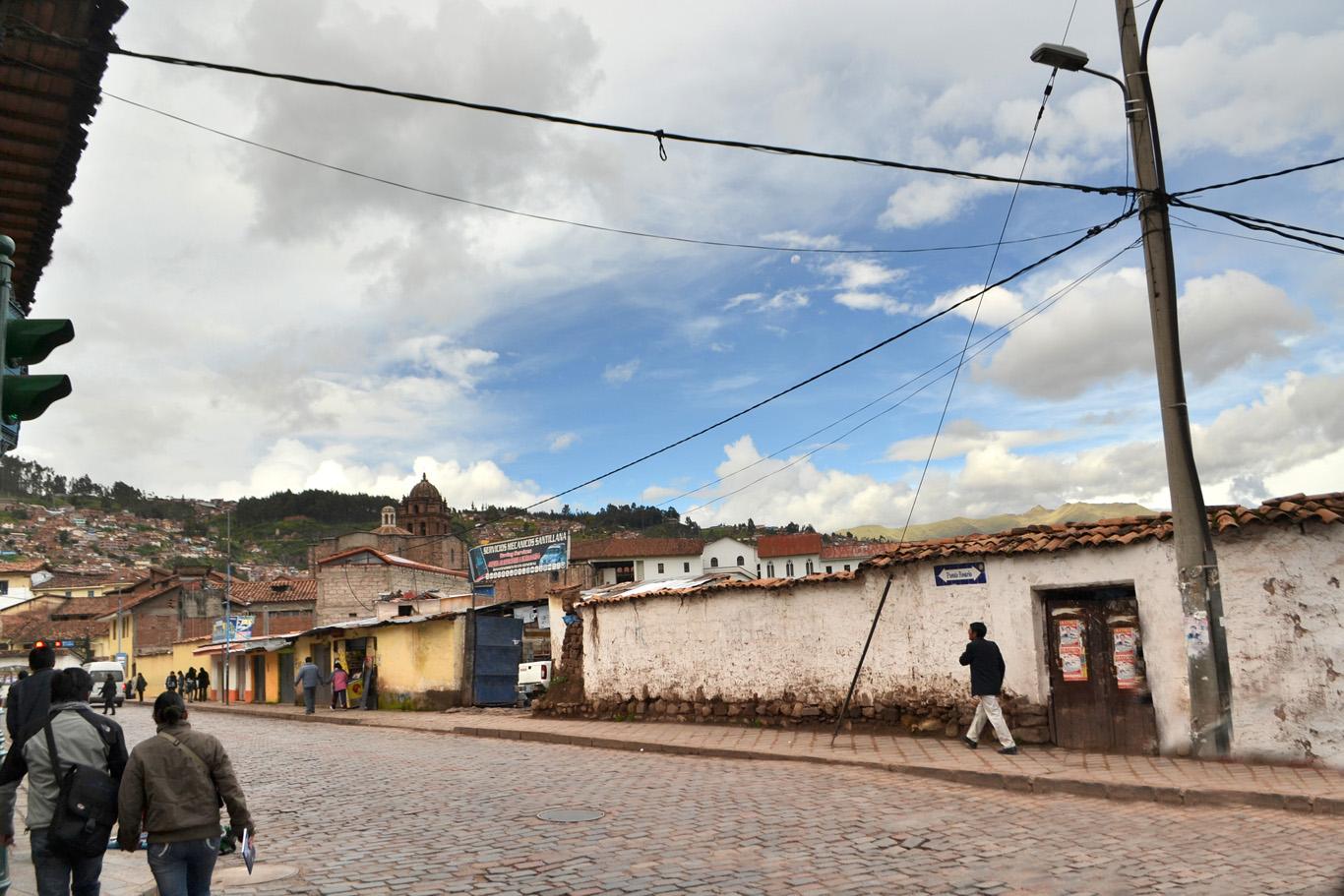 Cuzco - local area