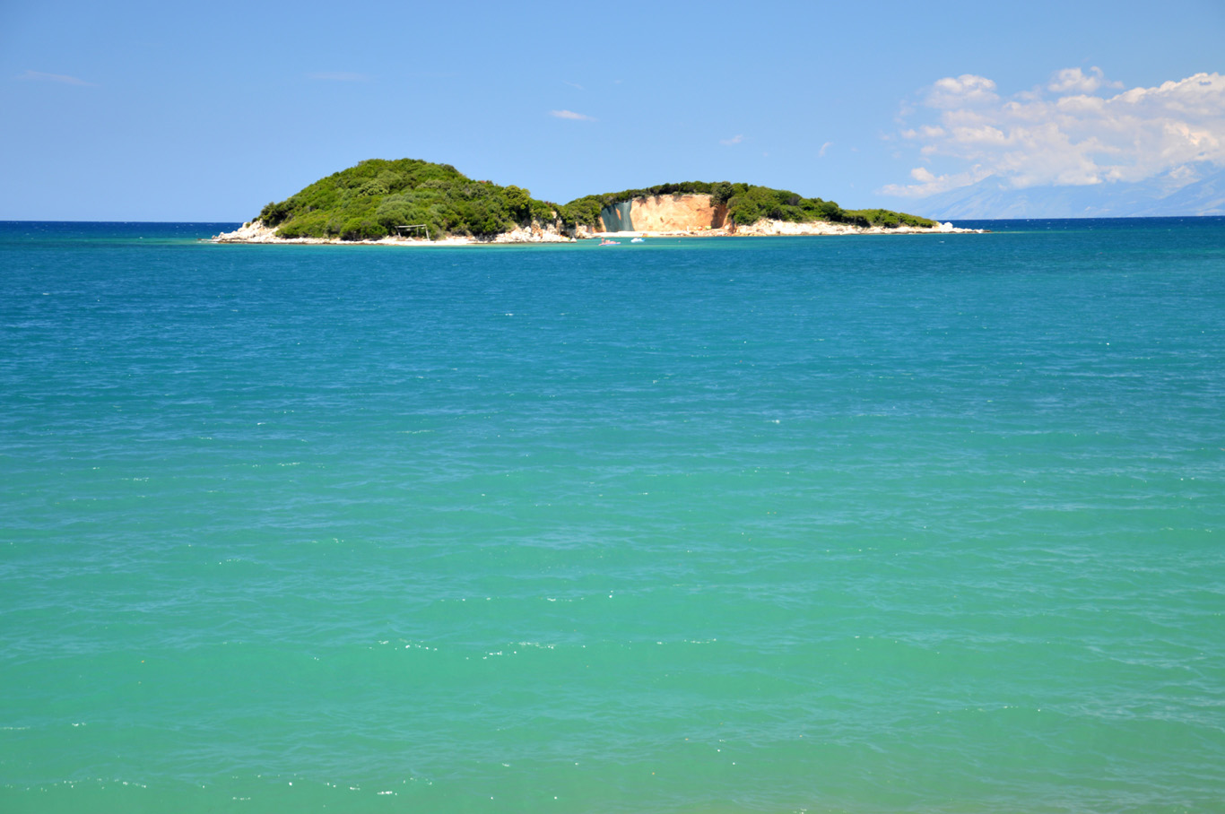 Jamaica island