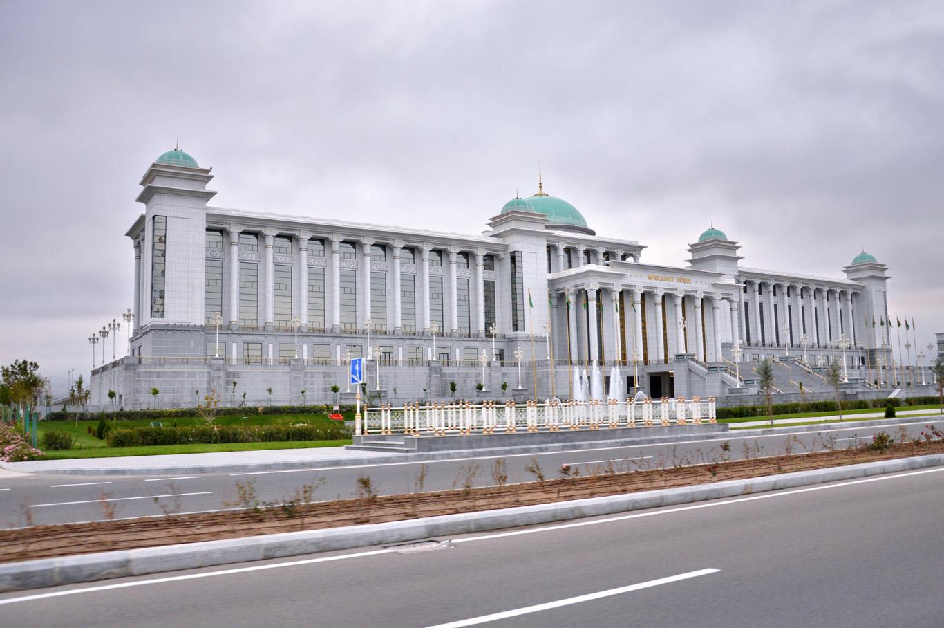 Congress Palace Malahat Kosgi