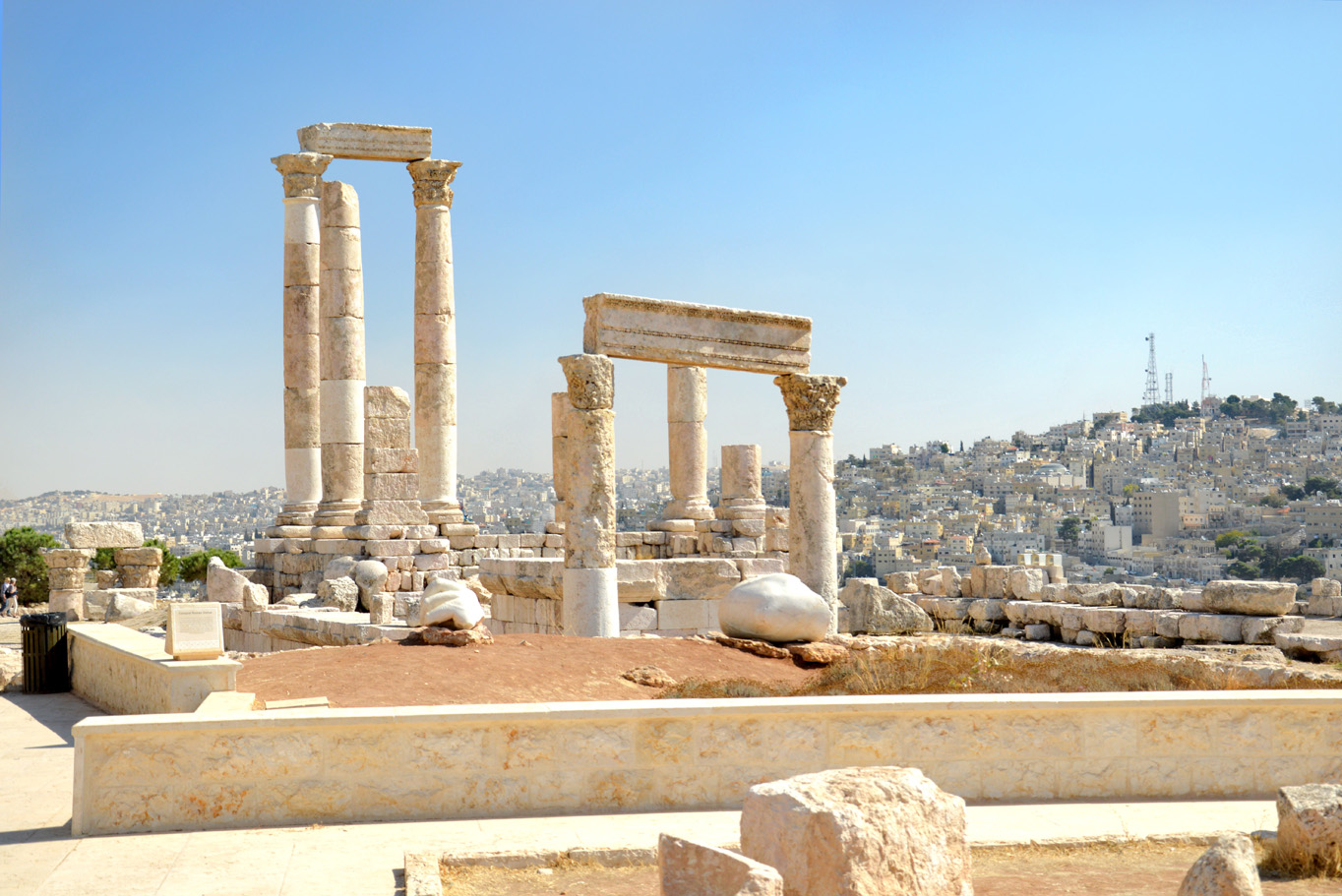 tanie trampki tak tanio Data wydania: Amman - What To See In The White Capital - Is it safe to ...