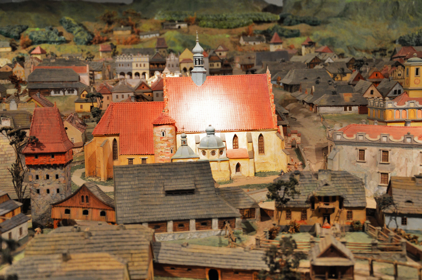 Wieliczka in the middle ages