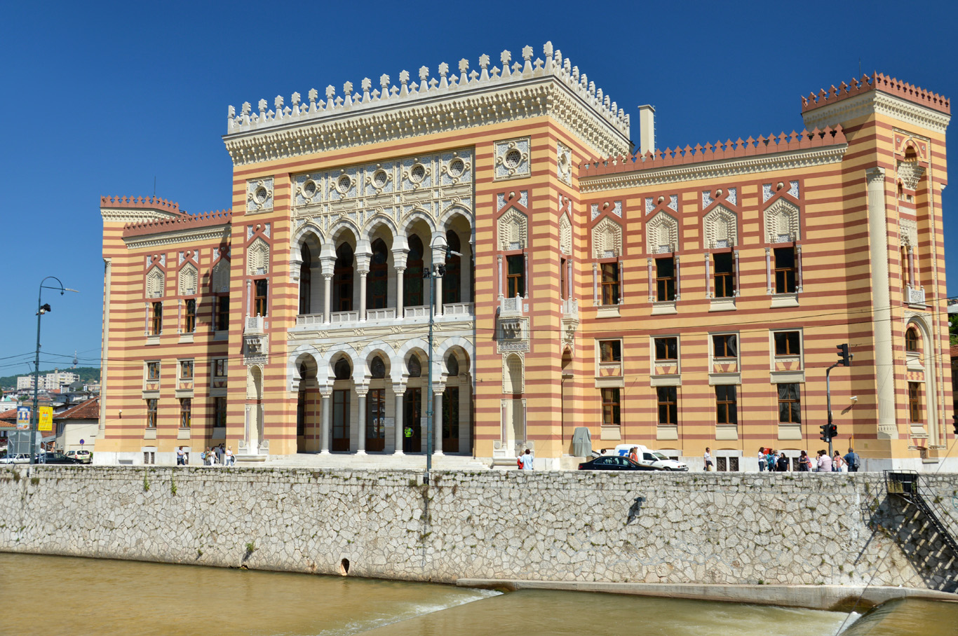 National Library (former City Hall)