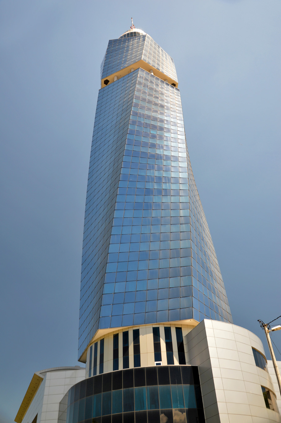 Avaz Twisted Tower