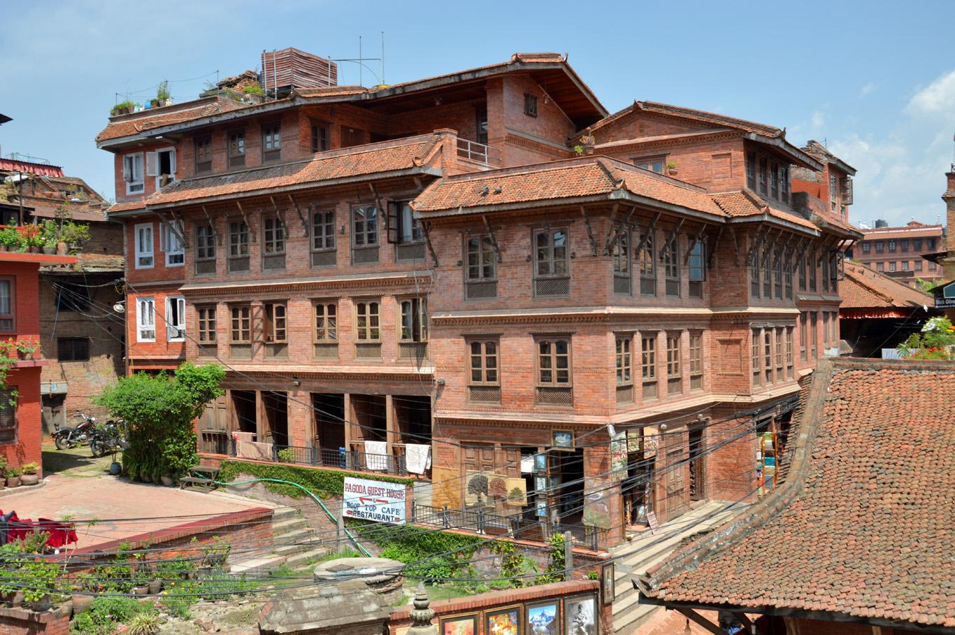 Architecture in Bhaktapur