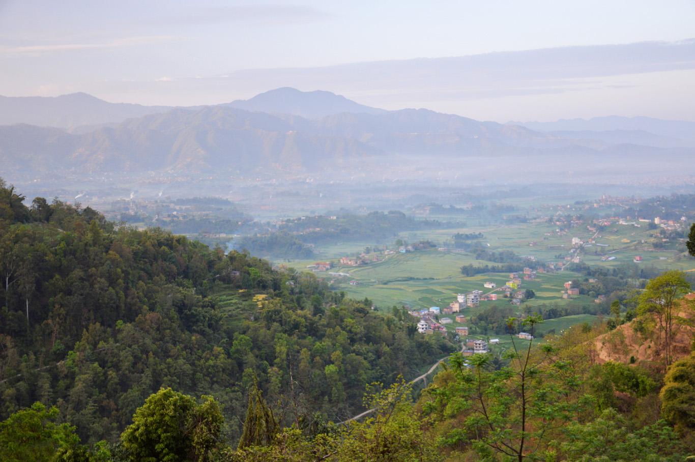 Green Kathmandu Valley