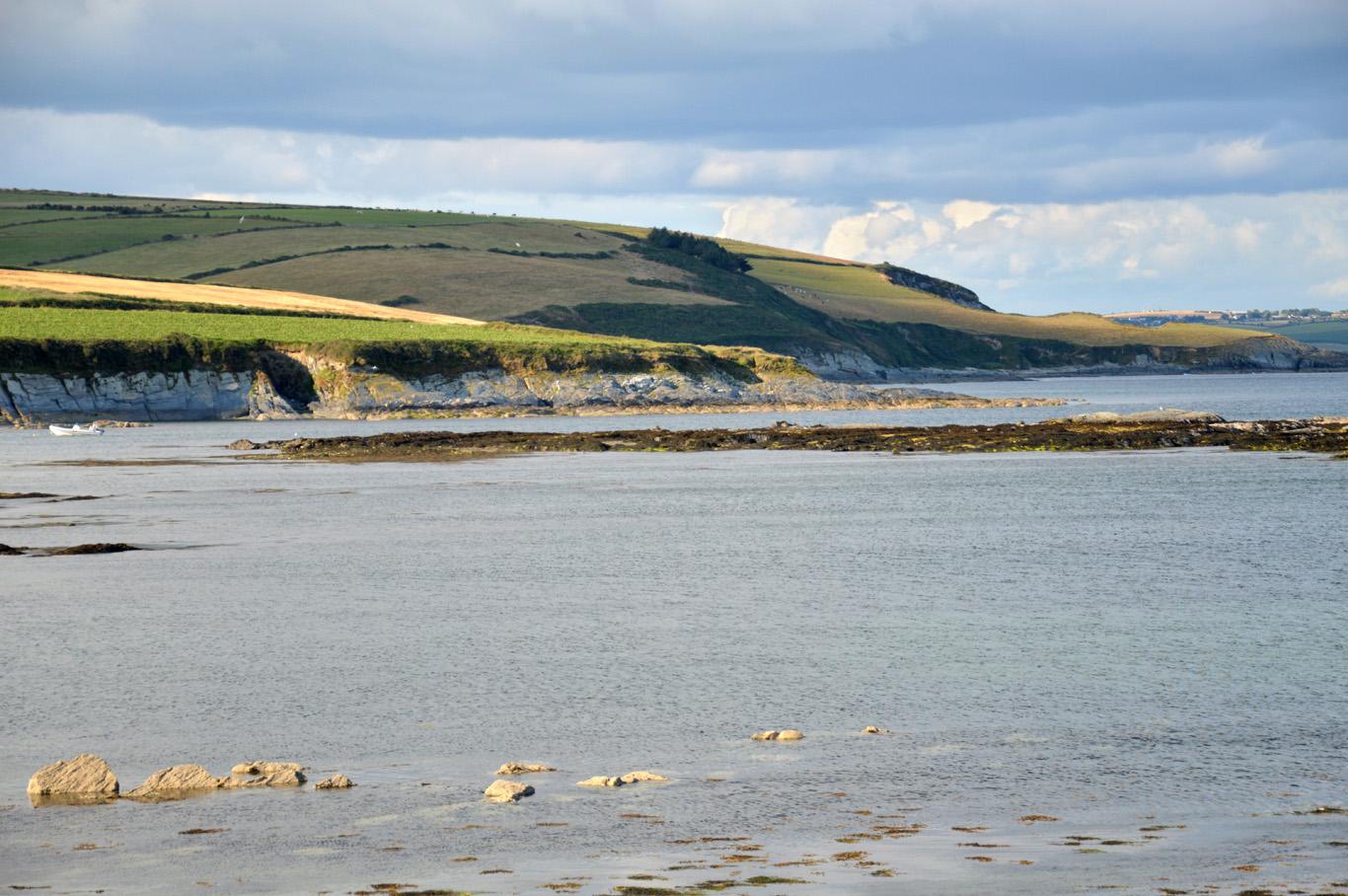 Coastline near Cork